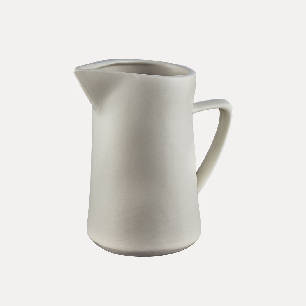 Pitcher, White