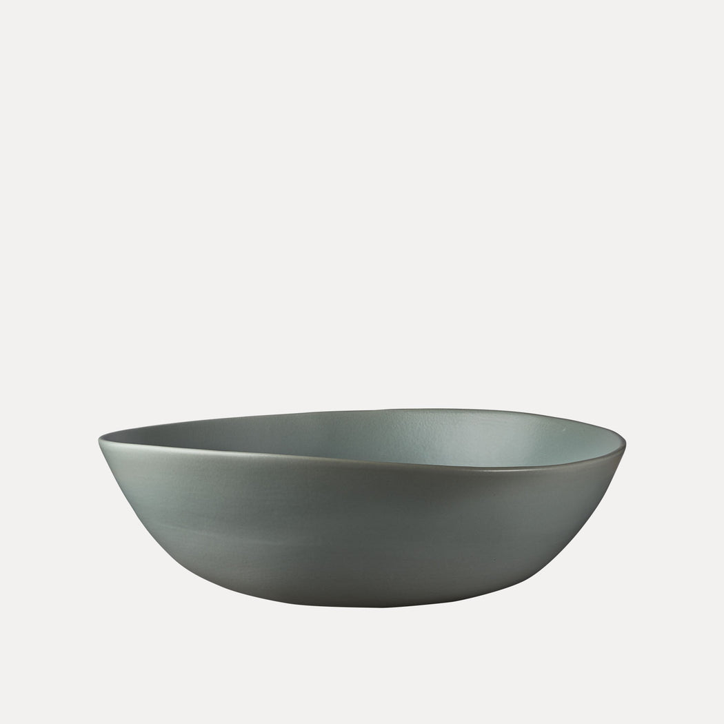 Serving Bowl, Grey
