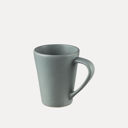 Tapered Mug, Grey