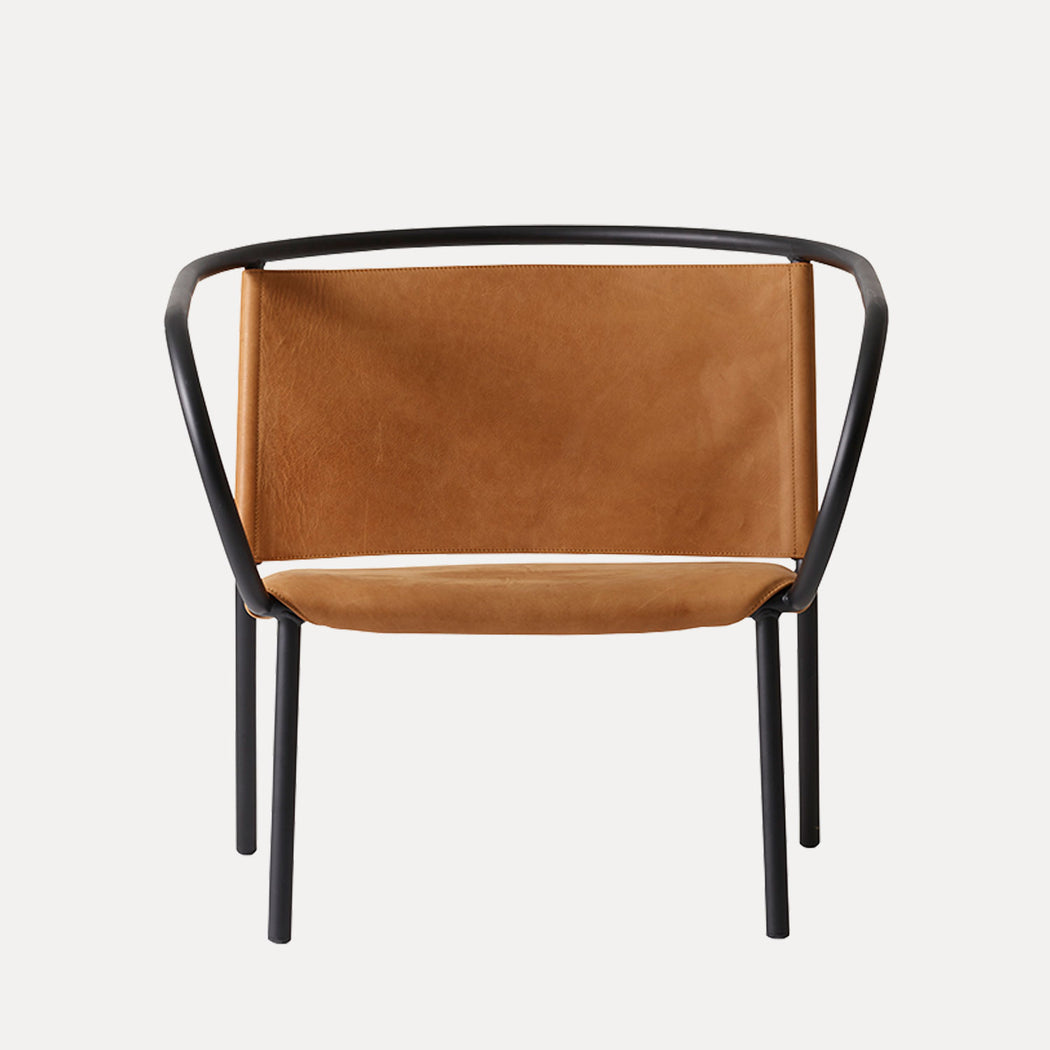 Menu Afteroom Lounge Chair, Cognac Leather