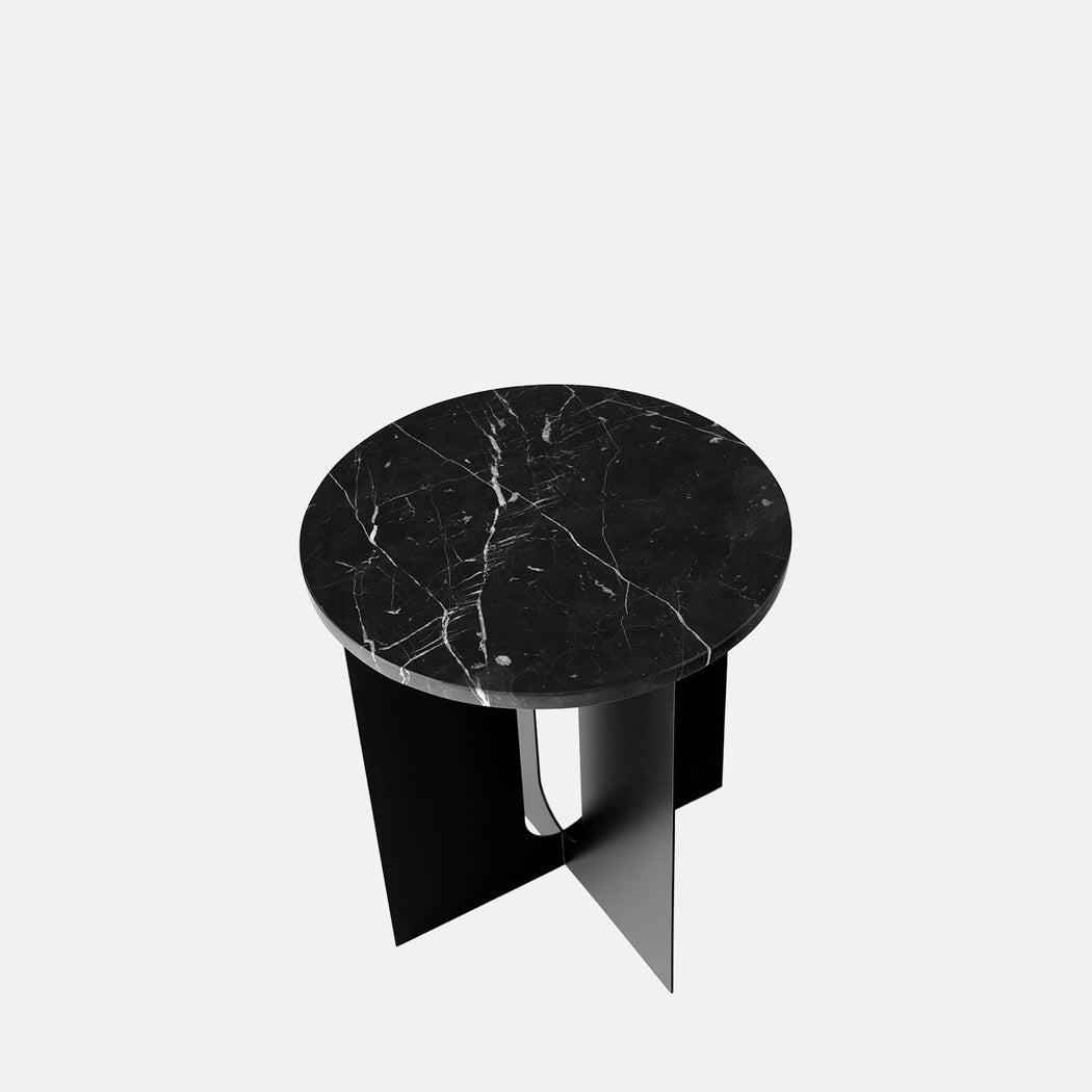 Menu Androgyne Side Table, Black