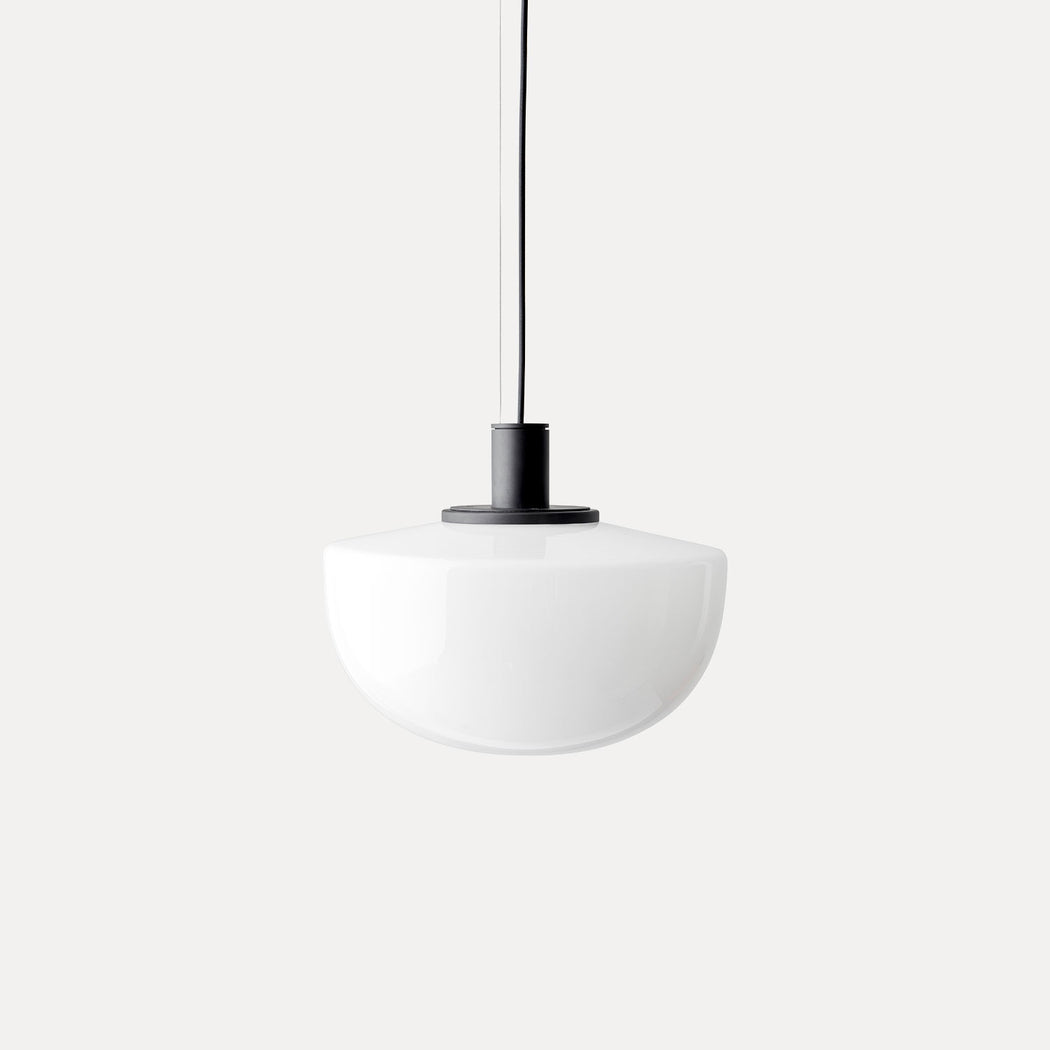 Menu Bank Pendant Light, Smoked Glass