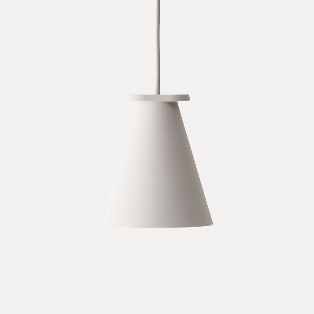 Bollard Pendant Light in Ash