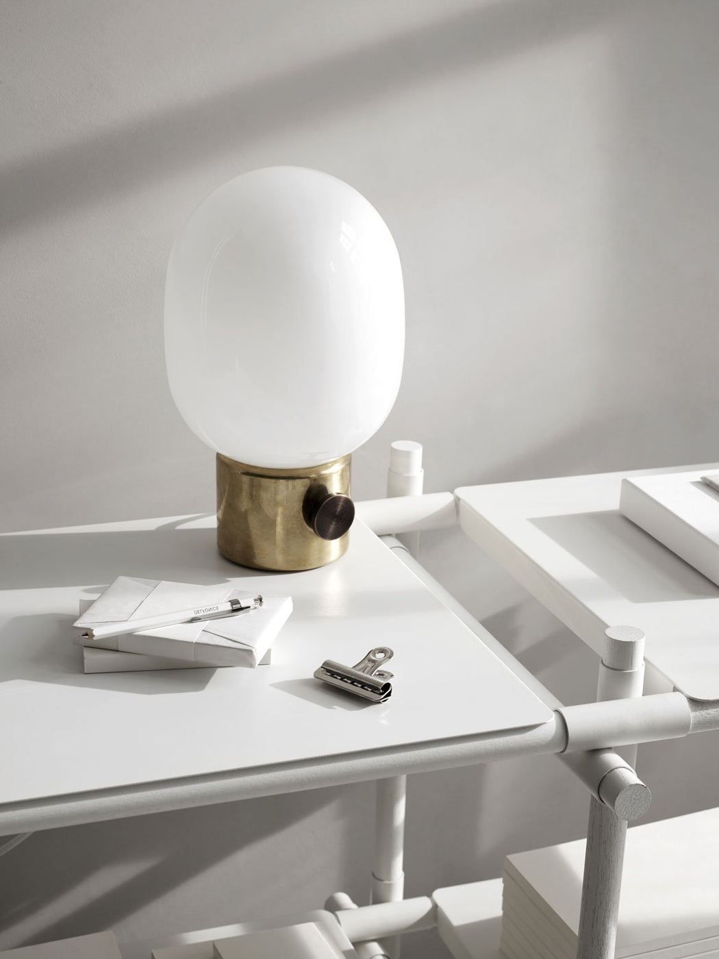 Jwda Table Lamp, Lifestyle