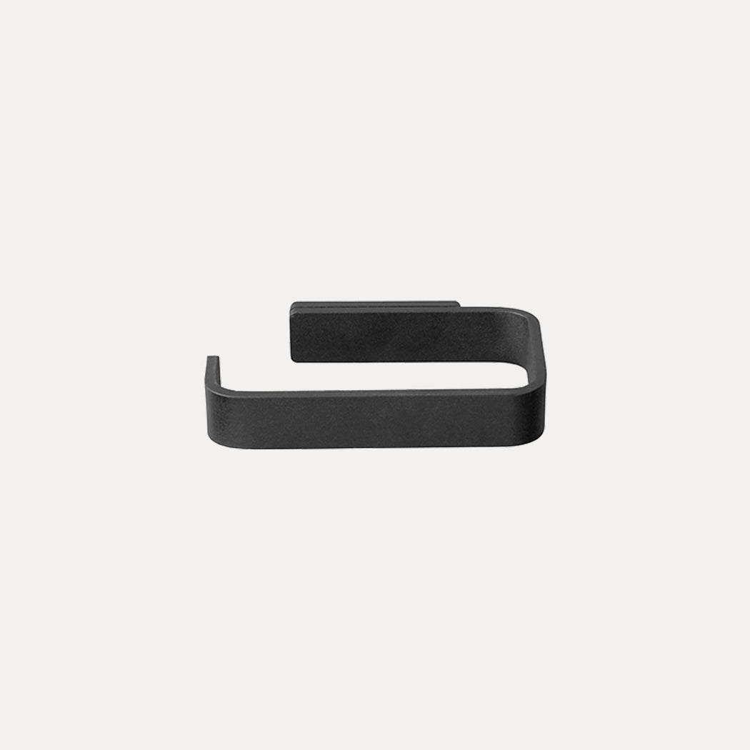 Menu Norm Toilet Roll Holder, Black
