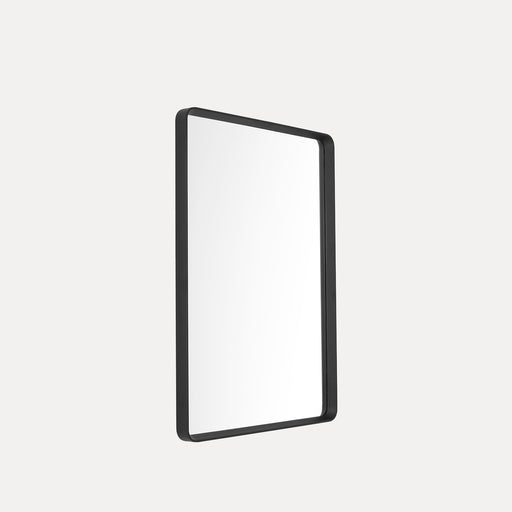Norm Wall Mirror, Black