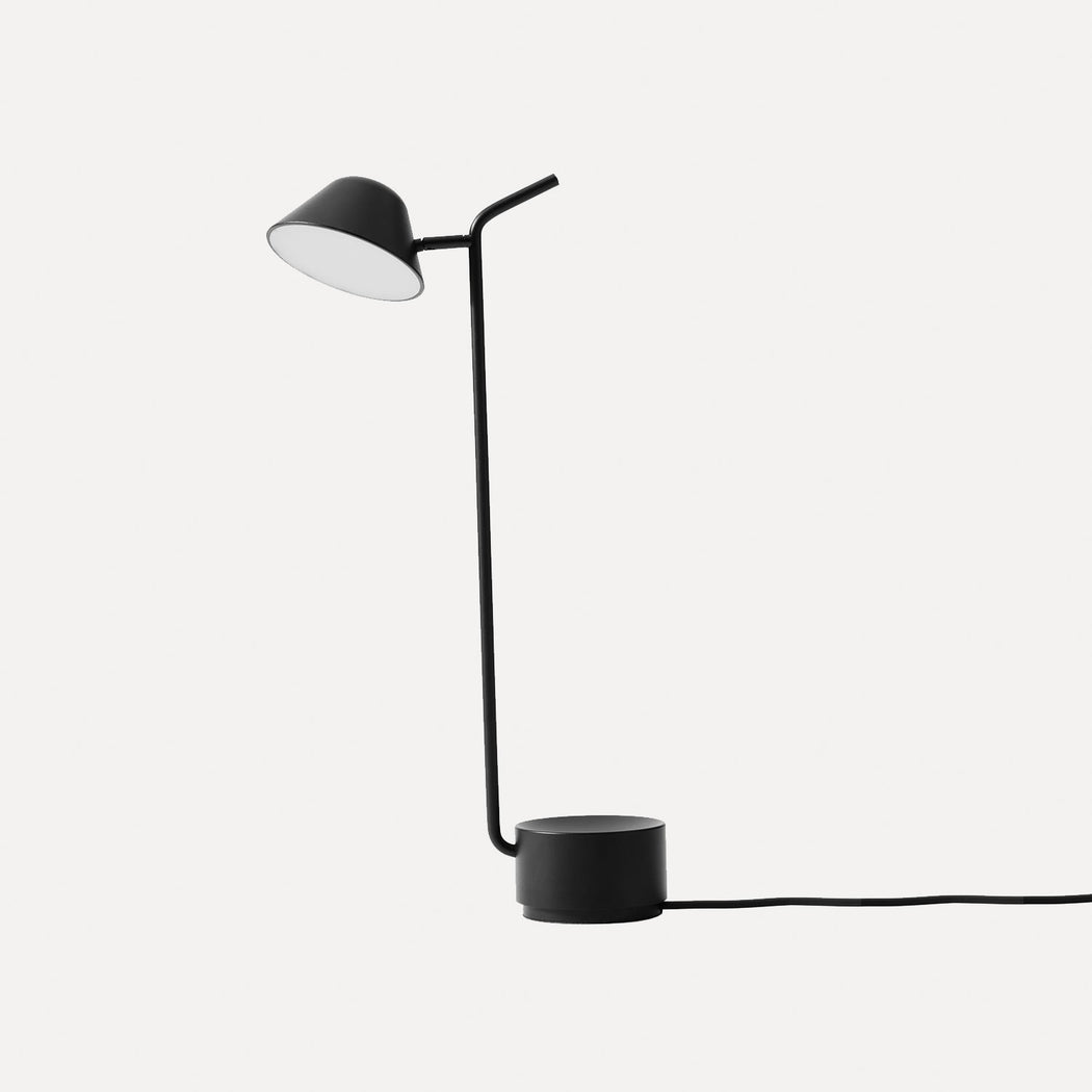 Menu Peek Table Lamp, Black