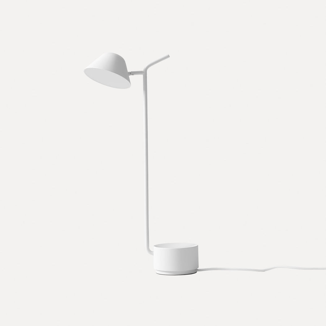 Menu Peek Table Lamp, White