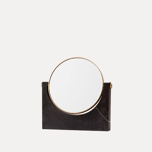 Menu Pepe Marble Mirror, Black