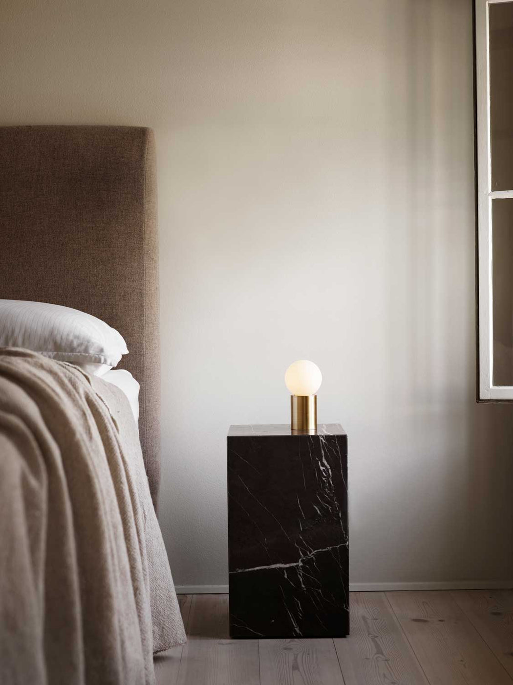 Modern Minimalist Menu Socket Table Lamp