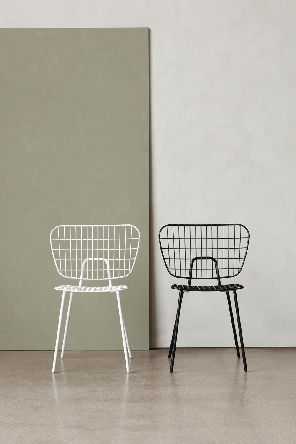 WM String Chair, set of 2