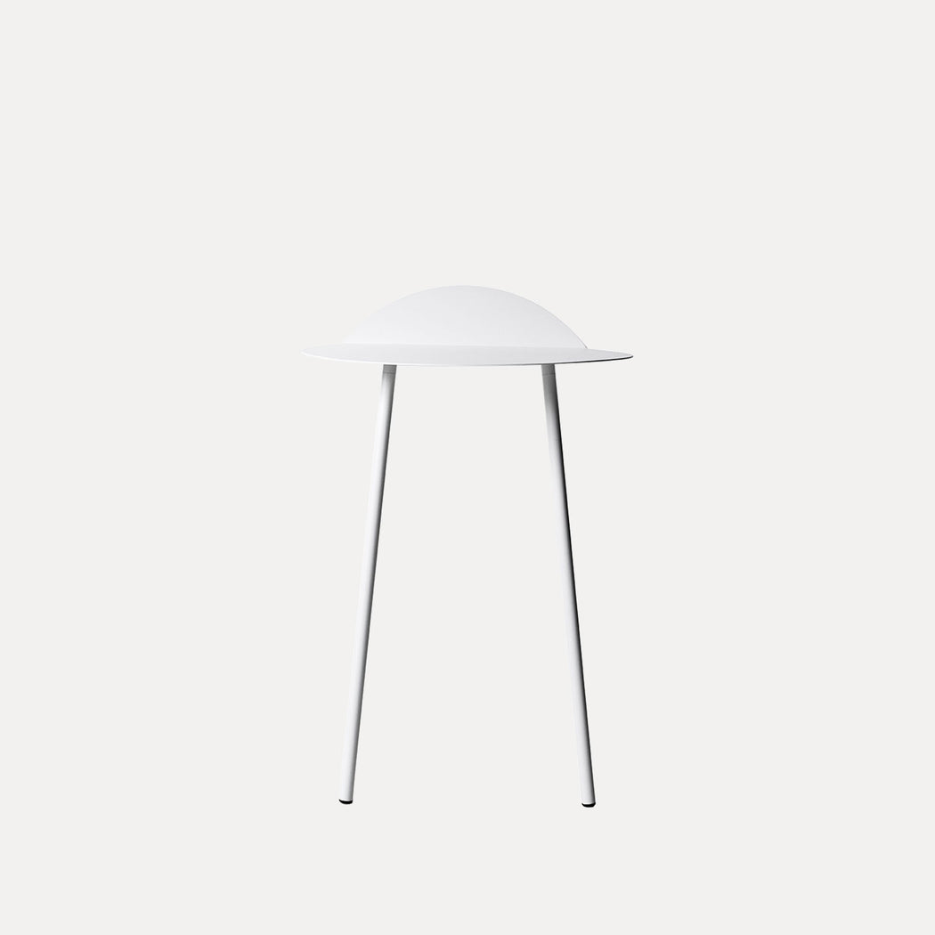 Menu Yeh Wall Table, Tall, White
