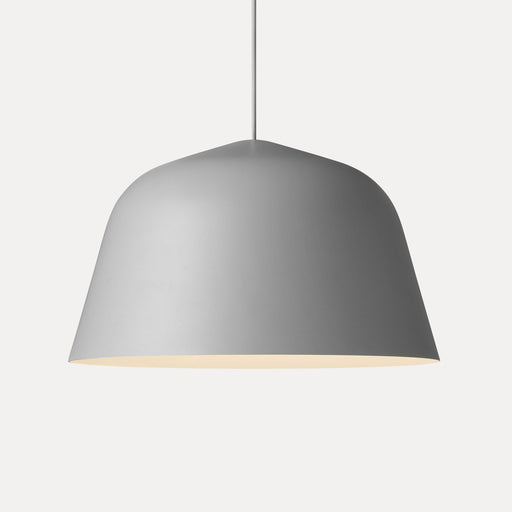 "Muuto Ambit Pendant Light, 15.75"", Grey"