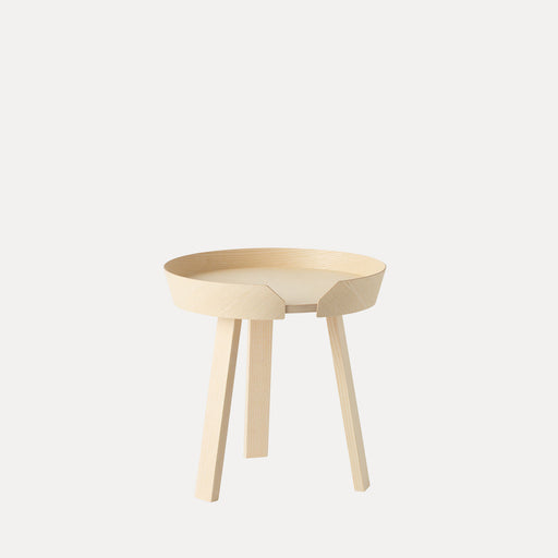 Muuto Around Coffee Table, Small, Ash