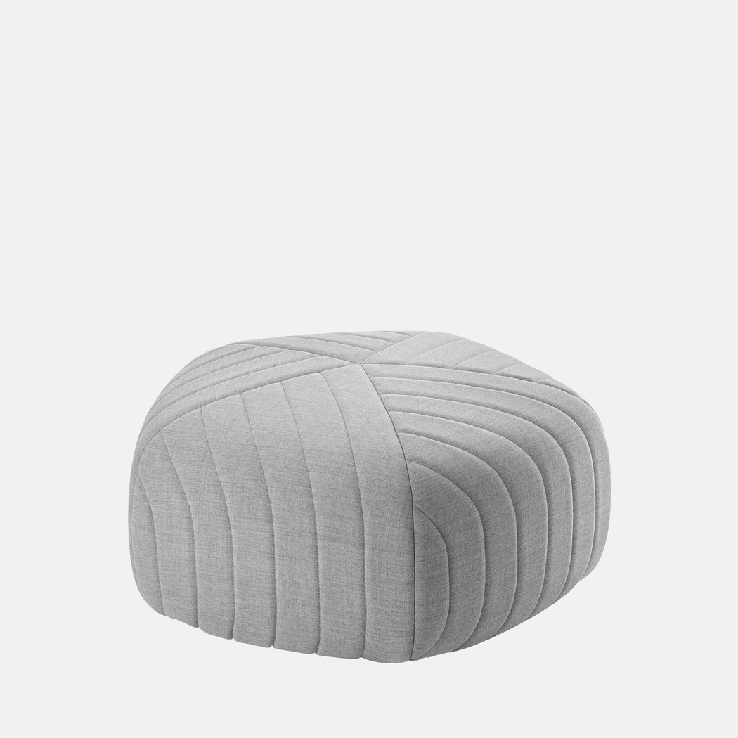Five Pouf, Light Grey - Remix 123