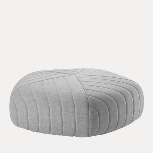 Five Xl Pouf, Light Grey - Remix 123
