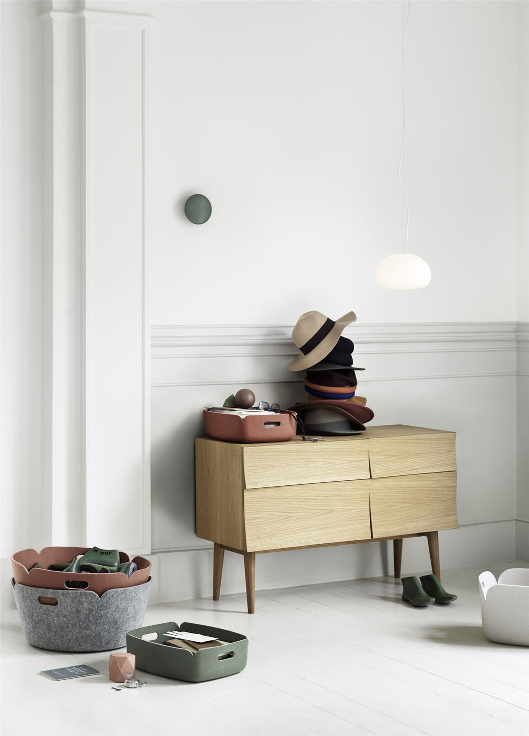 Modern Minimalist Muuto Lighting