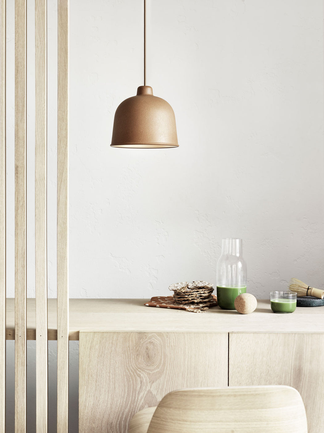 Grain Pendant Light, Lifestyle