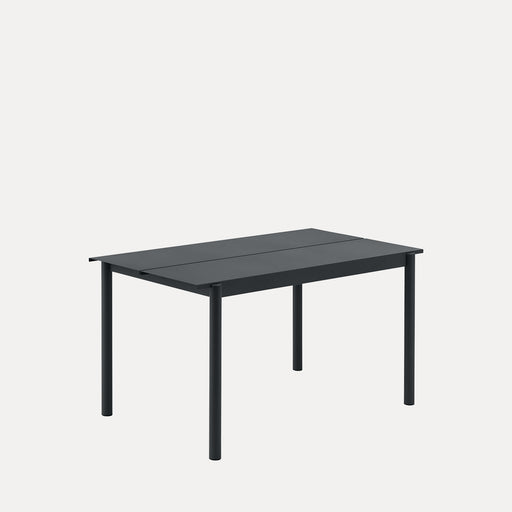 Muuto Linear Steel Table, Black