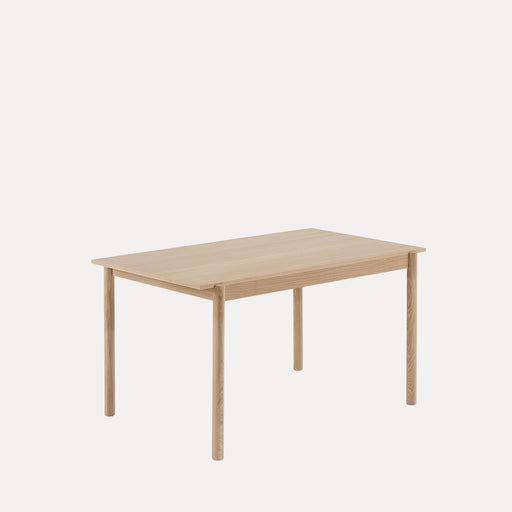 Muuto Linear Oak Wood Table