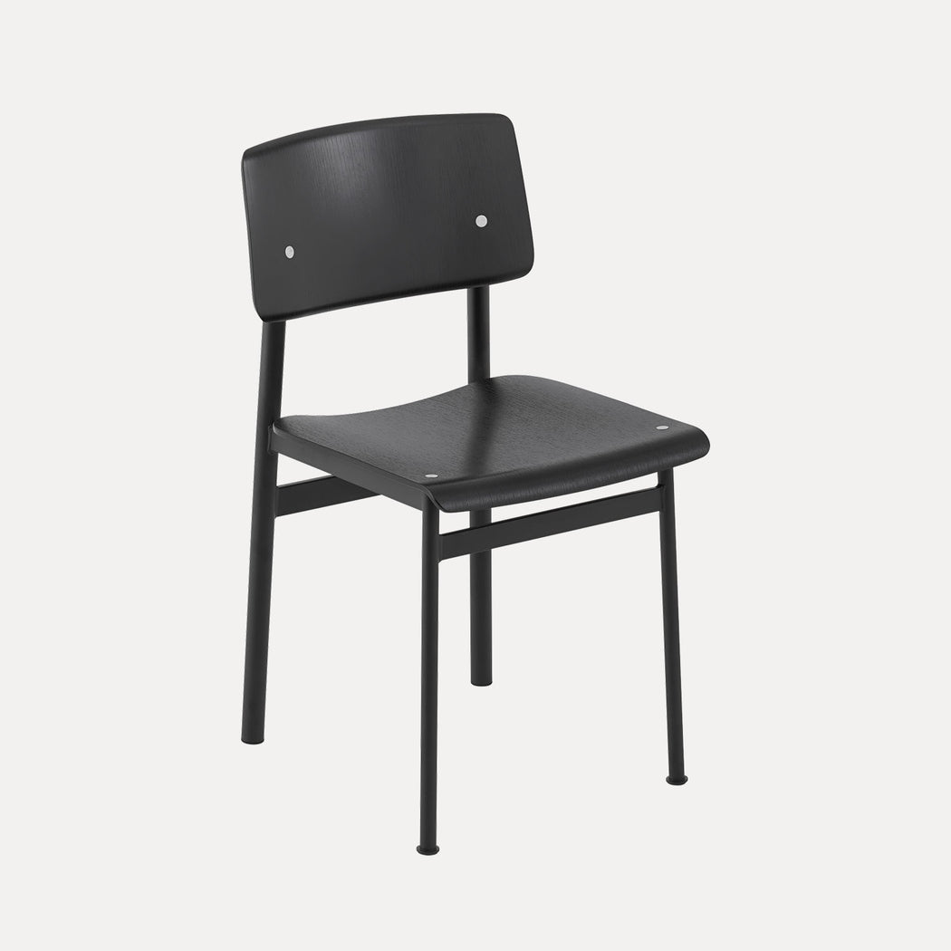 Loft Chair, Black/Black
