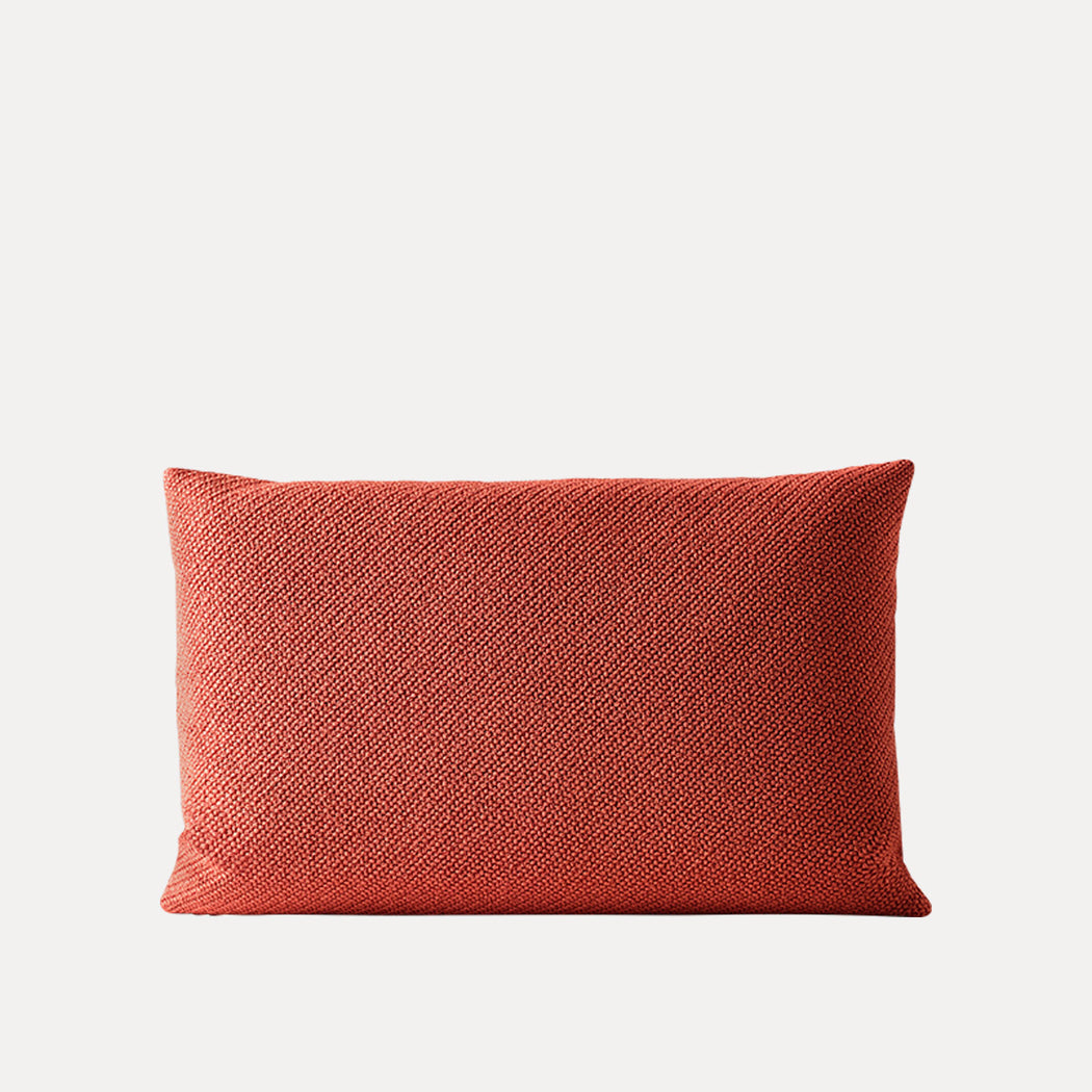 Mingle Pillow 1, Red