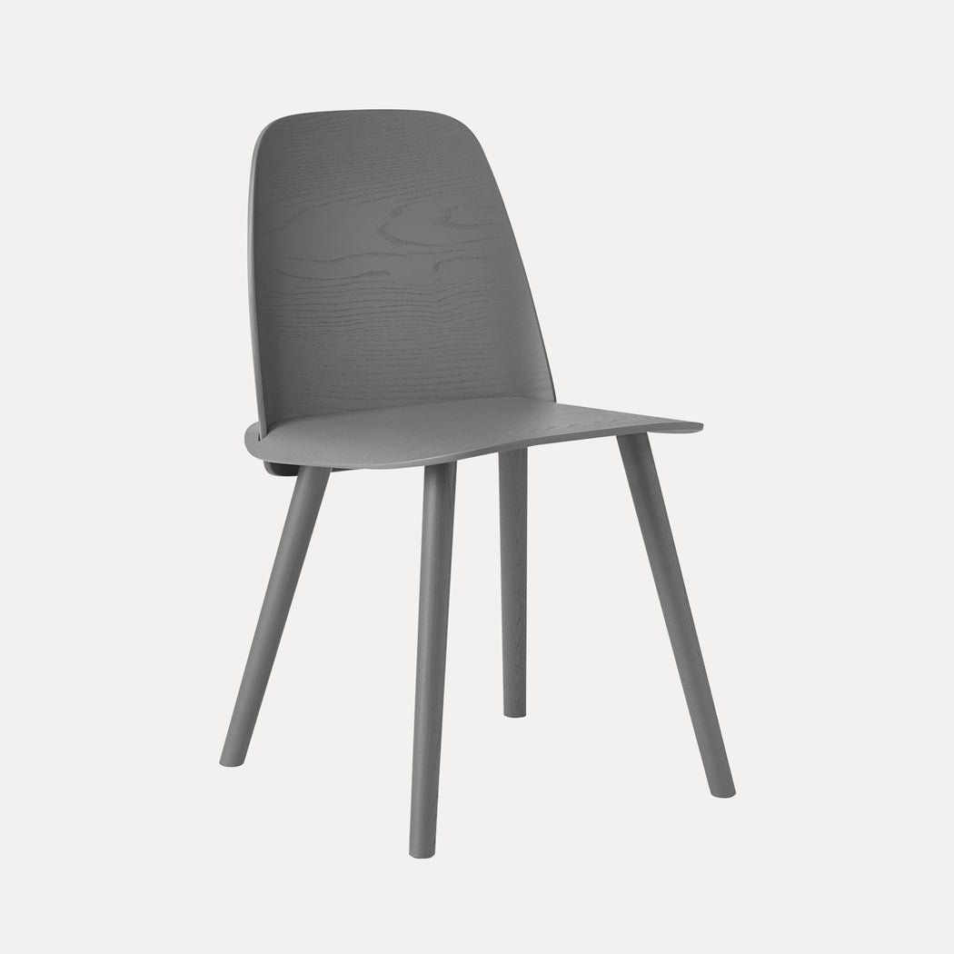 Nerd Chair, Dark Grey