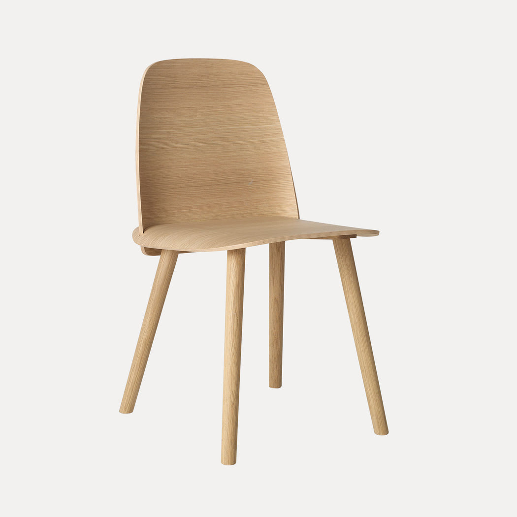 Nerd Chair, Oak