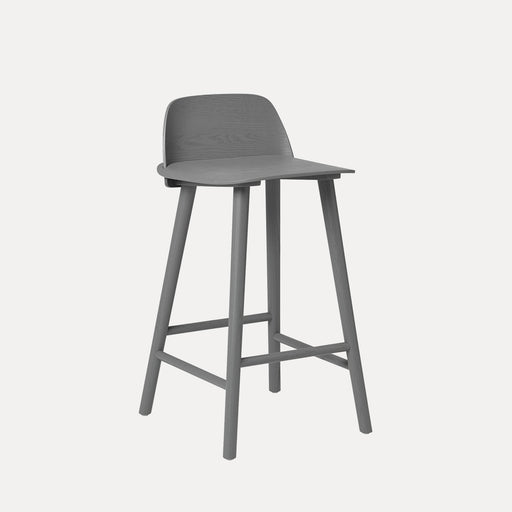 Nerd Counter Stool, Dark Grey