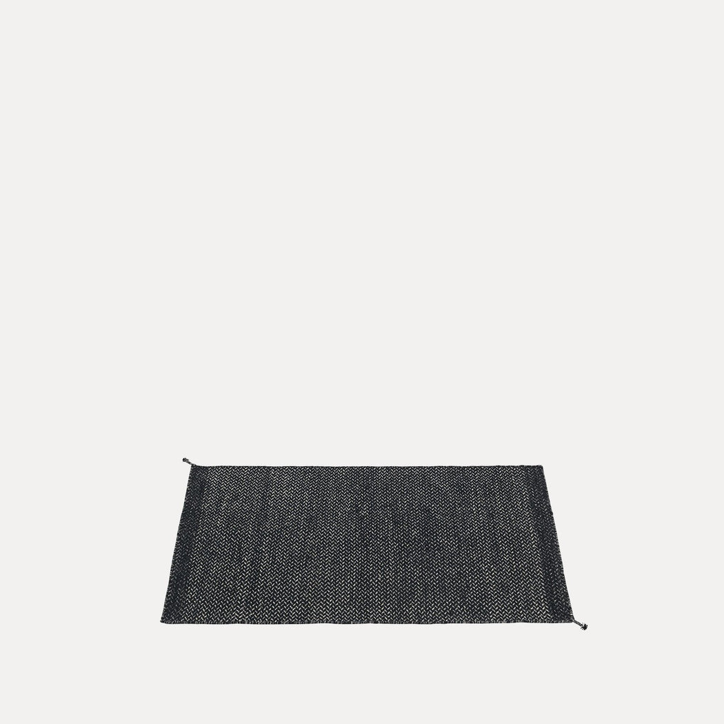 "Ply Rug Midnight Blue, 33.5"" x 55"""