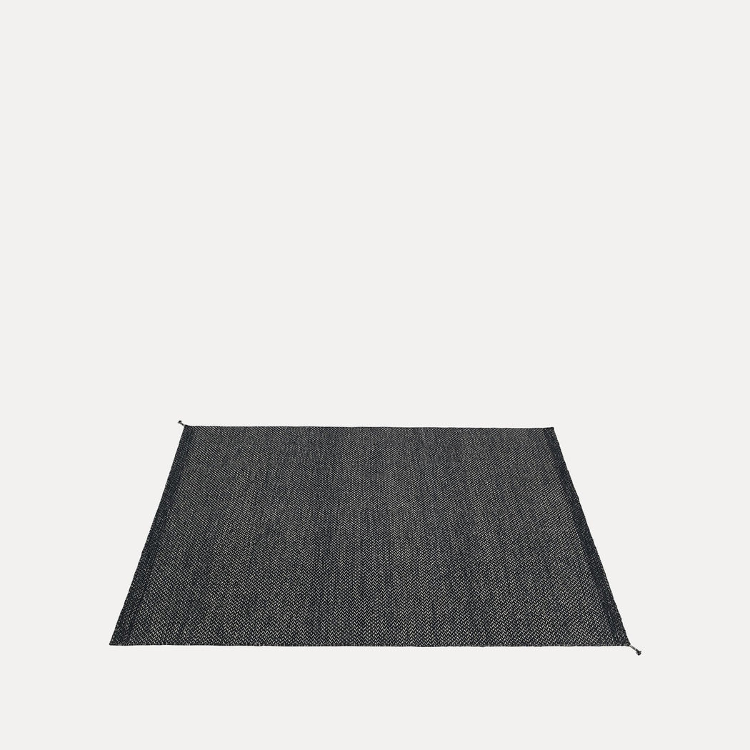 "Ply Rug Midnight Blue, 5'6"" x 7'9"""