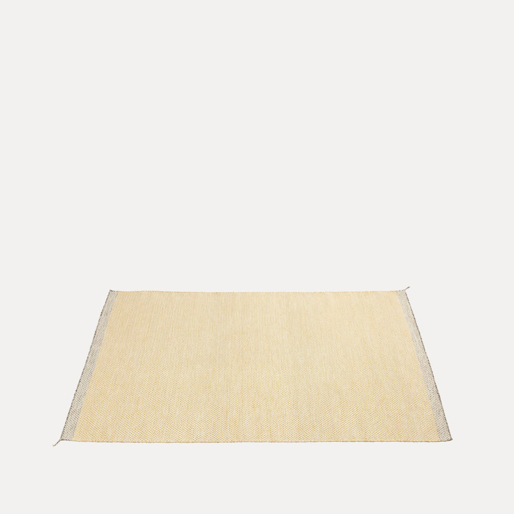 "Ply Rug Yellow, 5'6"" x 7'9"""