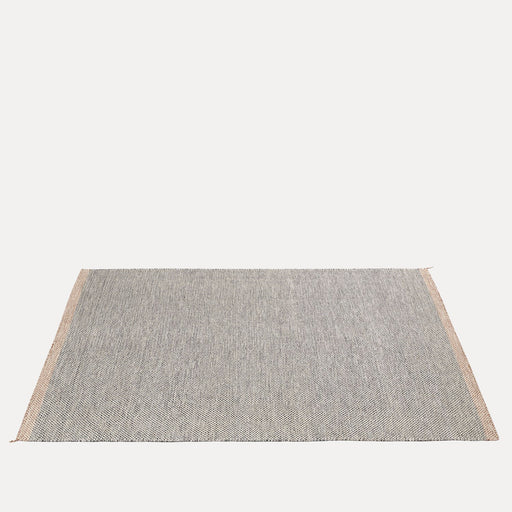 Ply Rug in Black and White