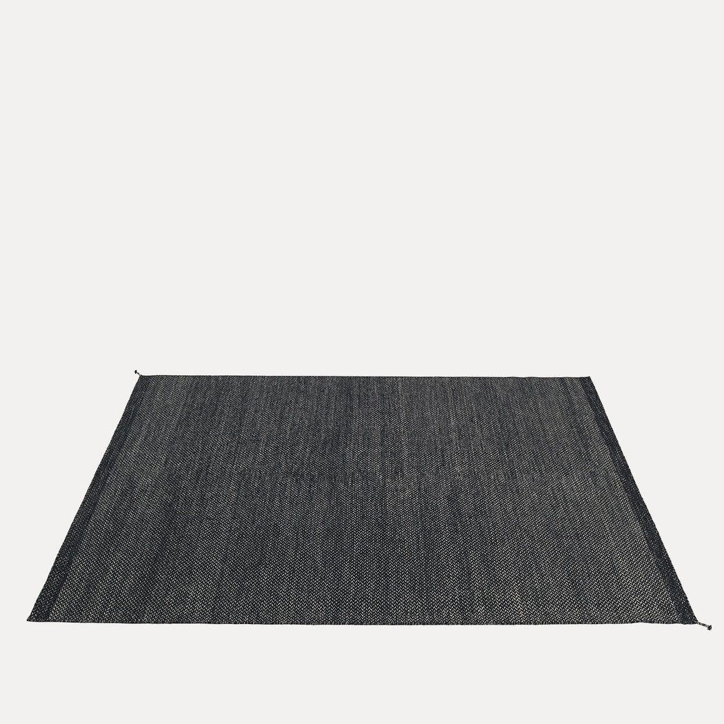 "Ply Rug Midnight Blue, 6'5"" x 9'8"""