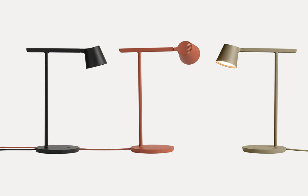 Tip Table Lamp Group