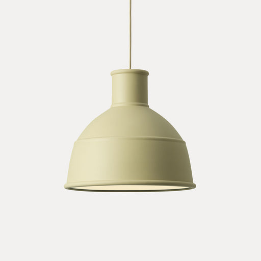 Unfold Pendant Light, Beige-Green