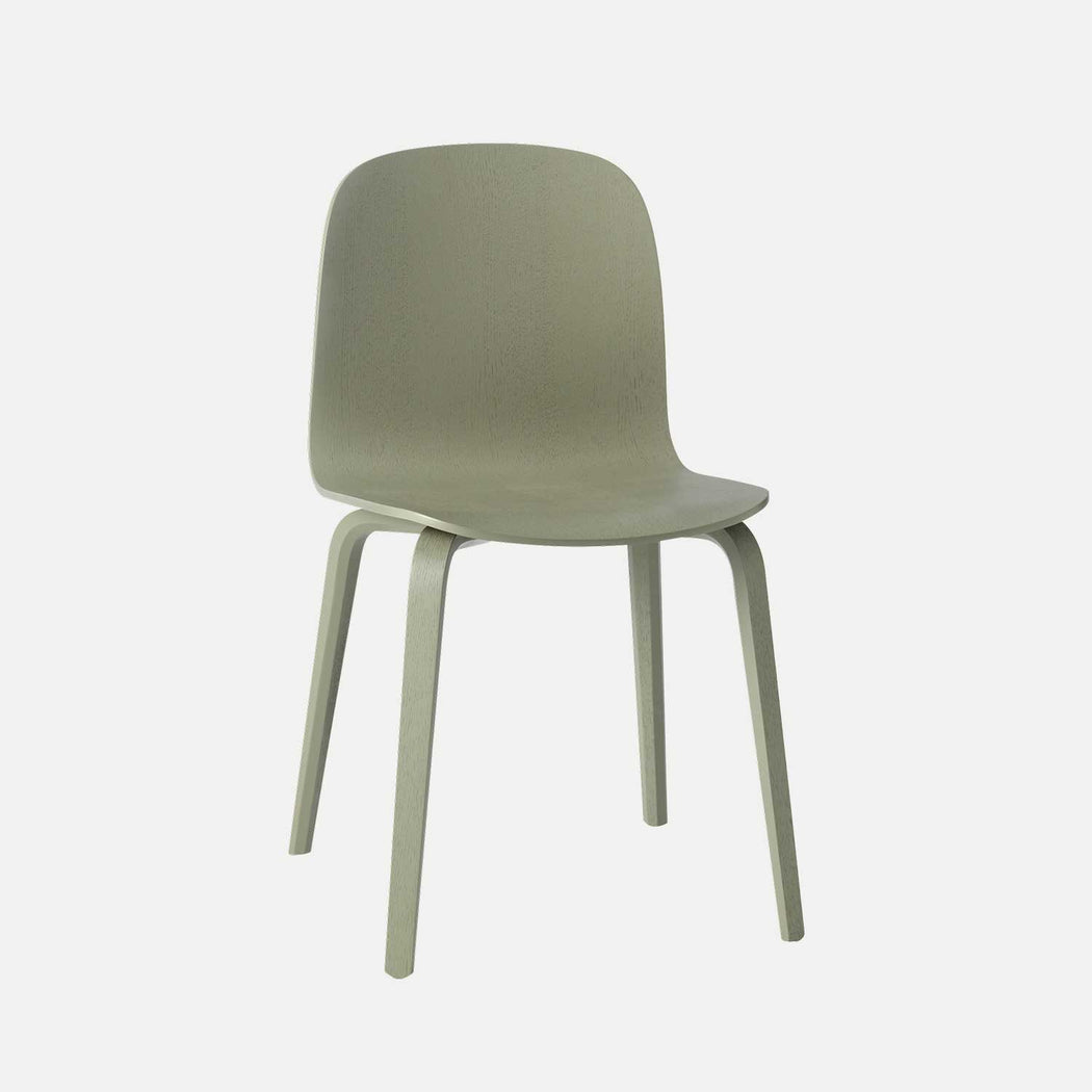 Visu Chair, Dusty Green