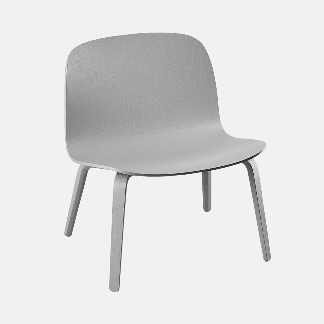 Visu Lounge Chair, Grey