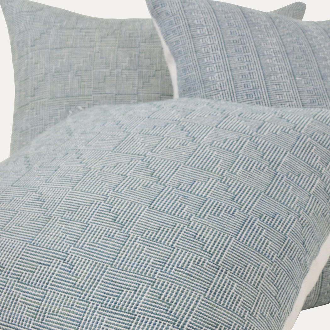Geo I 20 Pillow, Lifestyle