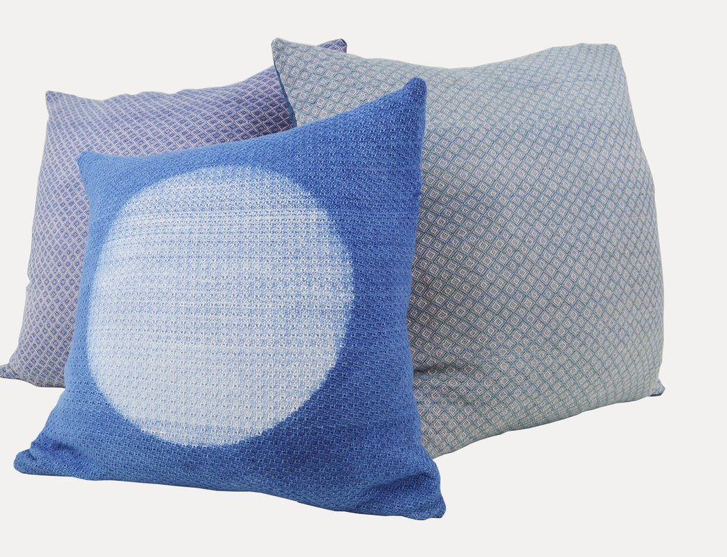Moon I 18 Pillow, Lifestyle