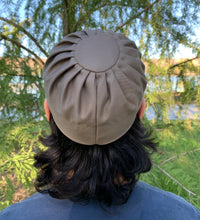 Pleated Kufi- Chai