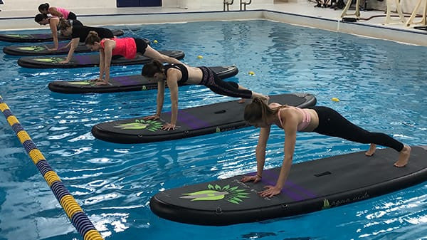 AquaFLOW HIIT Classes