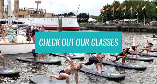 Aqua Vida SUP Yoga Classes