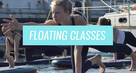 Floating Yoga & Fitness Classes