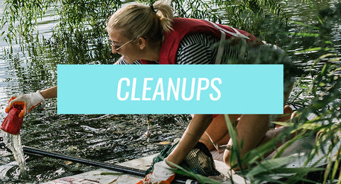 Waterway and Ocean Cleanups
