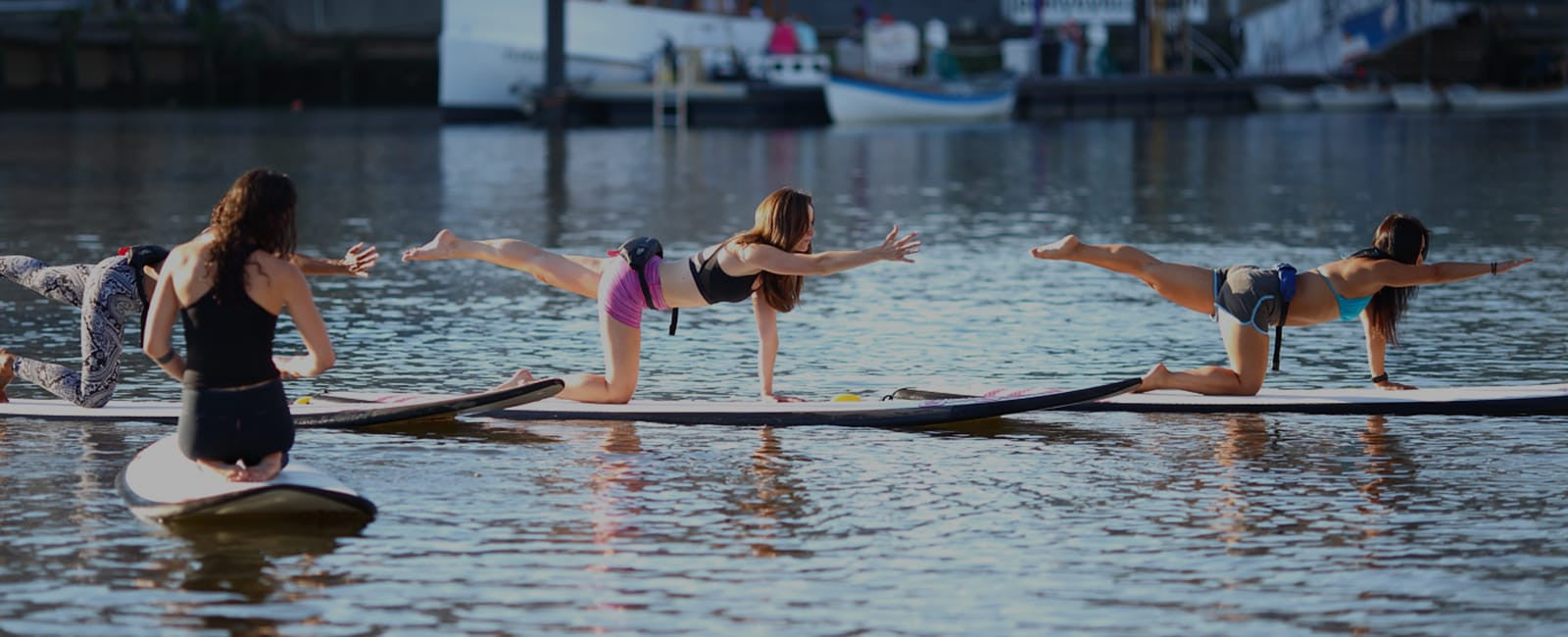 Floating Fitness SUP Classes