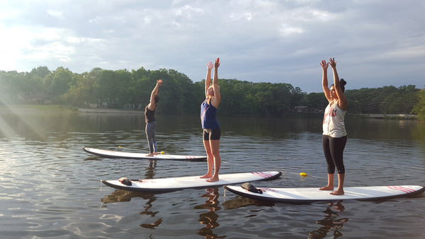 Aqua Vida Floating Yoga