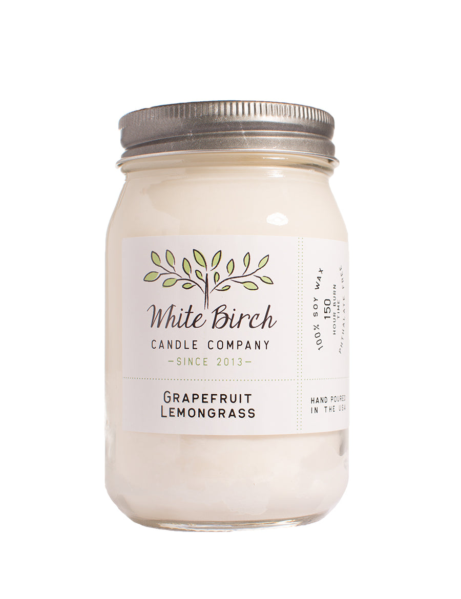 Grapefruit Lemongrass Candle