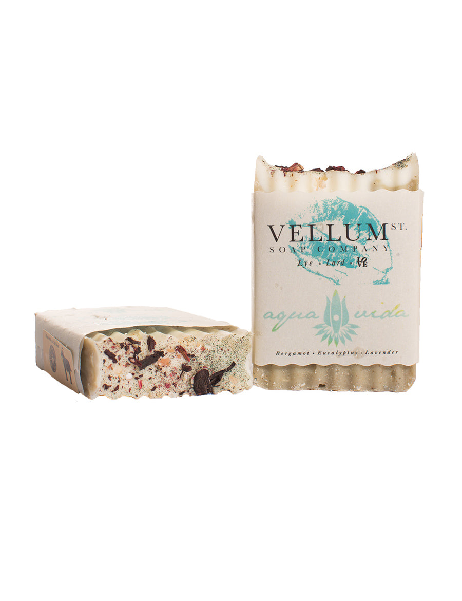 Aqua Vida All Natural Soap Bar