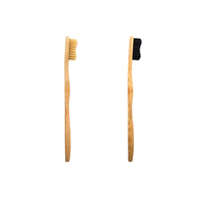 Bamkiki Biodegradable Bamboo Toothbrushes - 4 Colours (Adult)